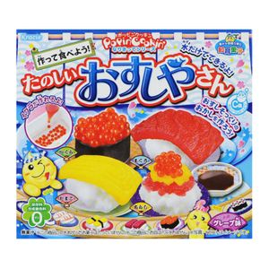 KRACIE Popin' Cookin' Sushi Shop DIY Candy Kit