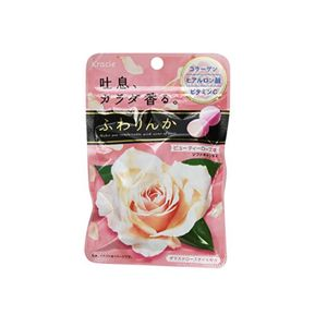 Kracie Rose Candy Fuwarinka 32gx 10packs