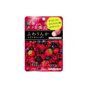 Kracie Rose Candy Fuwarinka Mix berry 32gx 10packs