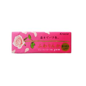 Kracie Rose Gum Fuwarinka 6tabletsx 21packs