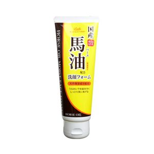 LOSHI NEW Horse oil whip cleansing foam 130g