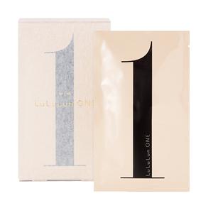 LULULUN ONE Moisturising Sheet Mask 1 sheet x 5 packs
