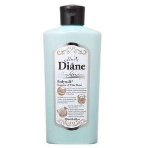 Moist Diane body milk 250mll 2 flavor