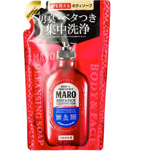 MARO Cleansing soap for Whole body Refill 380ml