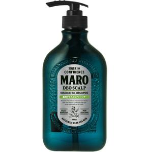 MARO Medicinal Deo Scalp Shampoo 480ml