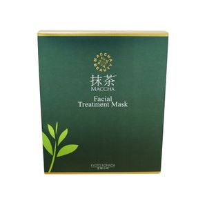 KYOTO KOMACHI Maccha Beauty Facial Treatment Mask 25ml x 15 sheets