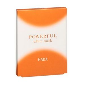 HABA Powerful White Mask 5 sheets