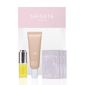 Limited SHIGETA flesh starter kit Medium Beige