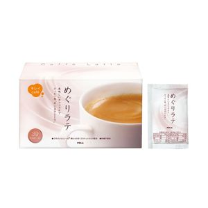 POLA Meguri Latte Caffe Latte 8g x 30 bags
