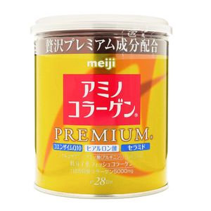 MEIJI Amino Collagen Power Premium Can 200g