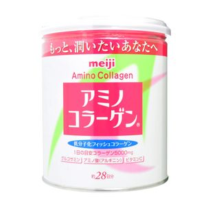 Meiji Amino Collagen Powder Regular Can 200g