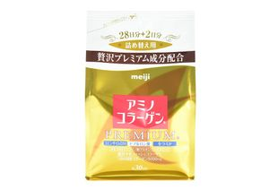 MEIJI Amino Collagen Power Premium Refill Pack 214g