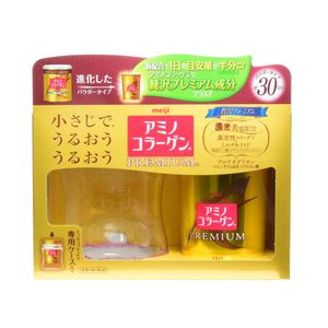 Meiji Amino Collagen Premium Starter Kit 90g