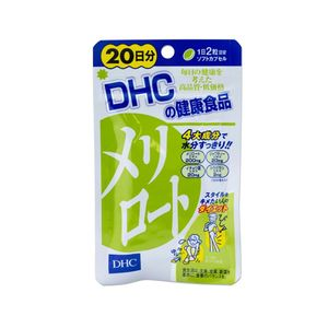 DHC Melilot for 20 days 40 tablets