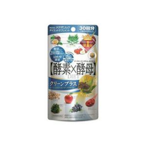 Metabolic Enzyme x Yeast Diet clean plus 60 tablets