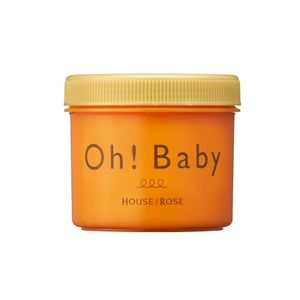HOUSE OF ROSE Oh! Baby Body Smoother Marmalade ginger 350g
