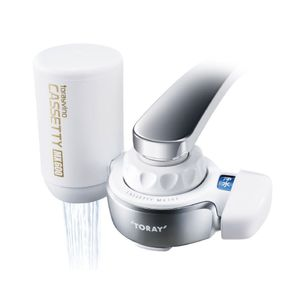 TORAY Torayvino Cassetty Series Faucet High-Removal Water Purifier MK307MX