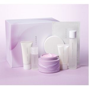 SUQQU Musculate Massage & Mask Cream Enkakou Kit