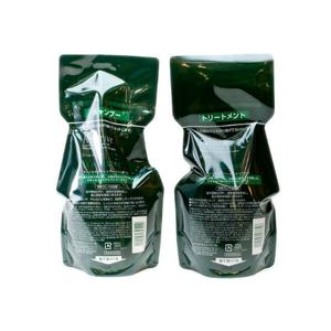 MoltoBene CLAY ESTHE RESHTIVE shampoo and pack 500ml refill