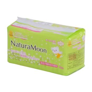 Natura Moon sanitary napkin for daytime (wing type) 16 pieces