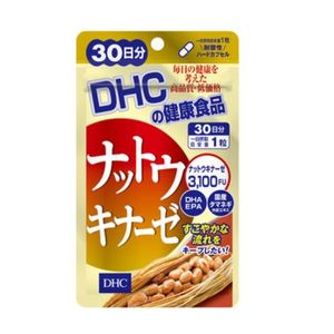 DHC Nattokinase for 30 days 30 capsules