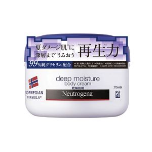Neutrogena deep moisture body cream 200ml