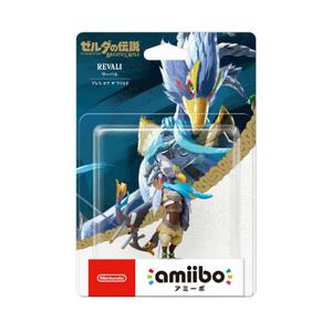 Nintendo Amiibo Breath of the Wild-Revali-