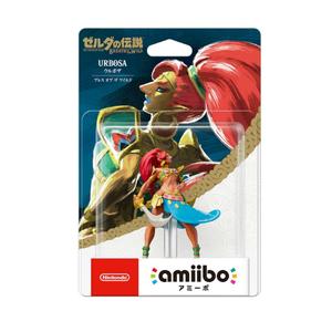 Nintendo Amiibo Breath of the Wild-Urbosa-