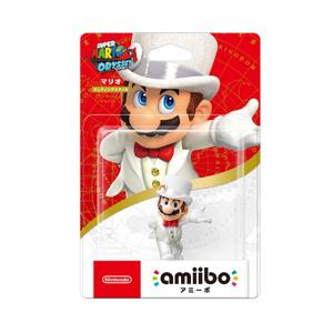 Nintendo Amiibo Super mario wedding style -Mario-