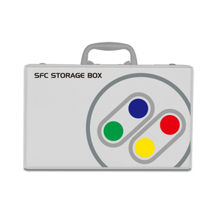 Nintendo storage box for classic mini super Famicom