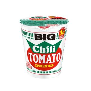 Nissin Cup Noodle Chill Tomato Big 105g 12pieces
