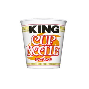 Nissin Cup Noodle King 120g 12pieces