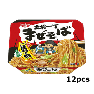 NISSIN Demae mazesoba sesami oil 12pieces