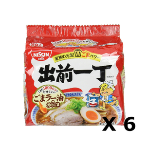 NISSIN Demae ramen sesami oil 30packs