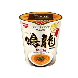 Nissin Nakiryu Dan Dan Noodles 103g x 12pcs