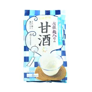 NITTOH TEA  Instant Sweet Sake Amazake drink 8 sticks*3 bags