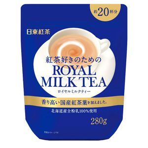 NITTOH TEA  Royal Milk Tea 280g x 4 bags