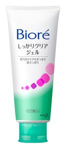 KAO Biore Makeup-Removing Clear Gel Large Size 170g