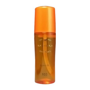 NUMBER THREE MurieM Gold Renew Hair Oil 120ml