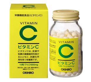 ORIHIRO Vitamin C 300 tablets