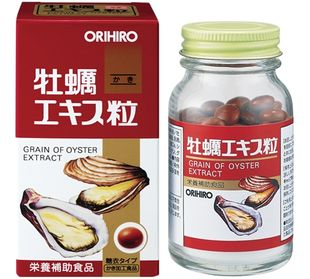 ORIHIRO Oyster Extract Tablet 120 tablets
