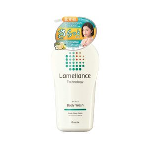 Kracie Lamellance  Body Wash Fresh Shine Oasis 480ml