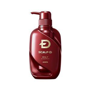 Angfa Scalp D Scalp Shampoo Oily 350ml 2017ver.