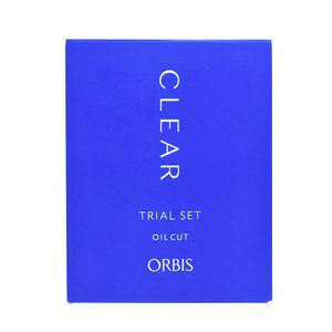 ORBIS medical clear trial set -moist type-