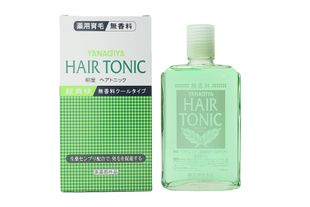 YANAGIYA Hair Tonic Cool Type Fragrance-Free 240ml