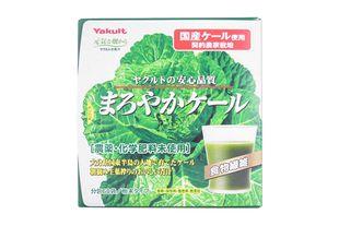YAKULT Maroyaka Kale Aojiru Green Juice 60 sachets