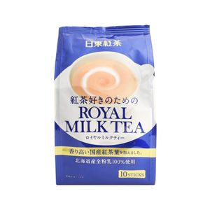 NITTO KOUCHA Royal Milk Tea 10 sticks x 6 packs