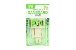 Omiyage Danboard Uji Green Tea