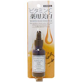 JAPAN GALS Pure Beau Vitamin C Essence 25mL