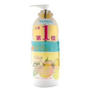 Nurcery W cleansing gel Yuzu 180ml